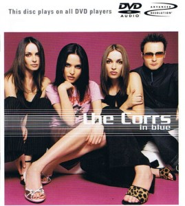 CORRS - IN BLUE