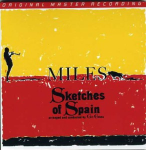DAVIS MILES-SKETCHES OF SPAIN