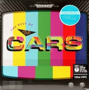 CARS THE-LIVING IN STEREO THE BEST OF