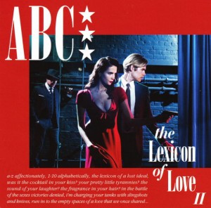 ABC-LEXICON OF LOVE