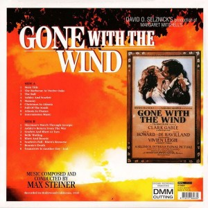SOUNDTRACK-GONE WITH THE WIND