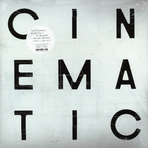 CINEMATIC ORCHESTRA THE-TO BELIEVE