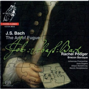 BACH J.S-THE ART OF FUGUE