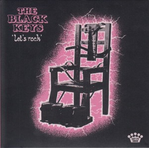 BLACK KEYS THE-LET IT ROCK