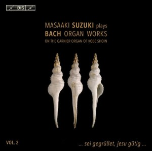 BACH J.S. - ORGAN WORKS VOL.2