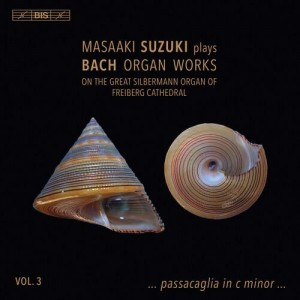 BACH J.S - ORGAN WORKS VOL.3
