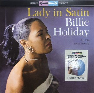 HOLIDAY BILLIE-LADY IN SATIN