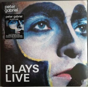 GABRIEL PETER - PLAYS LIVE