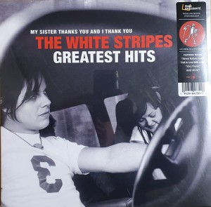 WHITE STRIPES THE - GREATEST HITS
