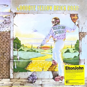 JOHN ELTON - GOODBYE YELLOW BRICK ROAD