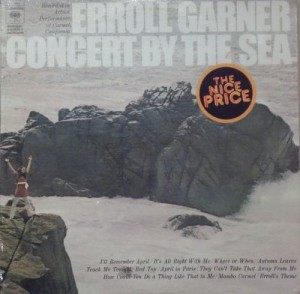 GARNER EROLL - CONCERT BY THE SEA
