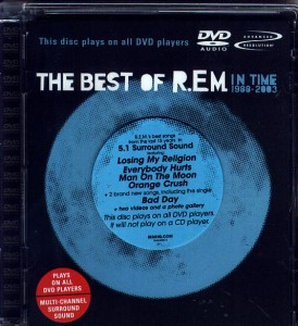 R.E.M. - THE BEST OF REM