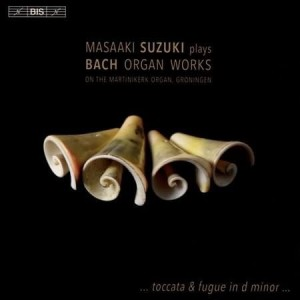 BACH J.S. - ORGAN WORKS