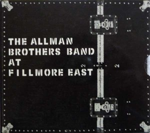 ALLMAN BROTHERS BAND THE - LIVE AT FILLMORE EAST