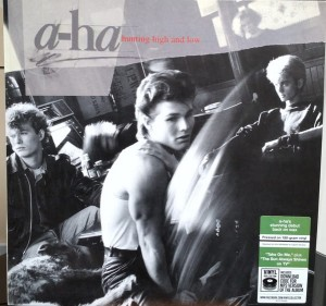A-HA - HOUNTING HIGH AND LOW