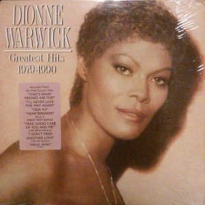 WAWRICK DIONNE-GREATEST HITS 1979-90