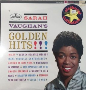 VAUGHAN SARAH-GOLDEN HITS