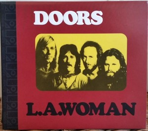 DOORS THE - L.A. WOMAN