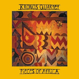 KRONOS QUARTET-PIECES OF AFRICA