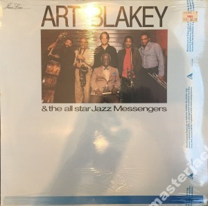 ART BLAKEY & ALL STAR JAZZ MESSENGERS