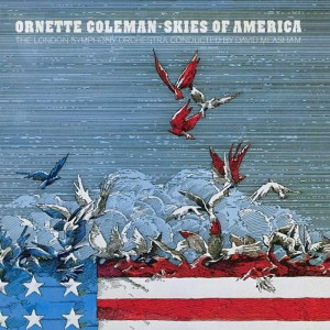COLEMAN ORNETTE-SKIES OF AMERICA