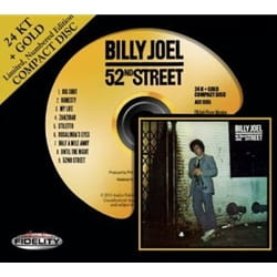 JOEL BILLY - 52ND STREET