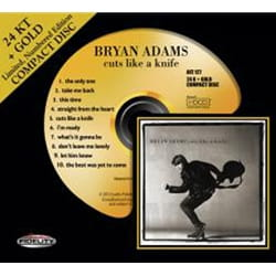 ADAMS BRYAN - CUTS LIKE A KNIFE