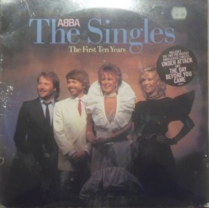 ABBA - THE SINGLES (FIRST TEN YEARS)