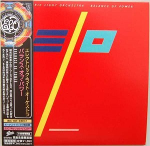 ELECTRIC LIGHT ORCHESTRA-BALANCE OF POWER