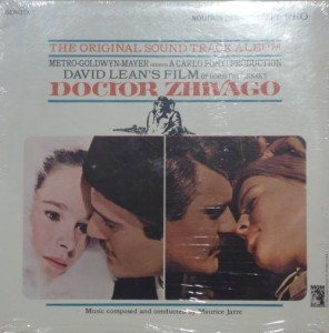 SOUNDTRACK - DR ZHIVAGO