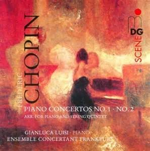 CHOPIN-PIANO CONCERTOS NO 1 & 2