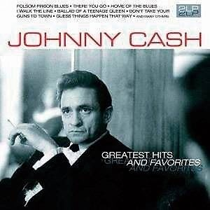 CASH JOHNNY - GREATEST HITS AND FAVOURITES