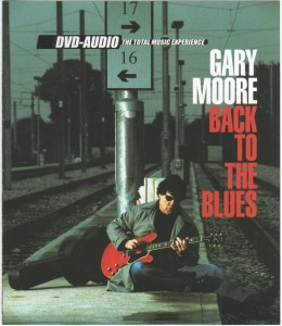 MOORE GARY - BACK TO THE BLUES