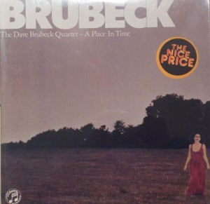 BRUBECK DAVE - A PLACE IN TIME