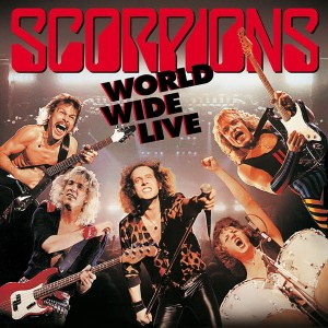 SCORPIONS-WORLD WIDE LIVE