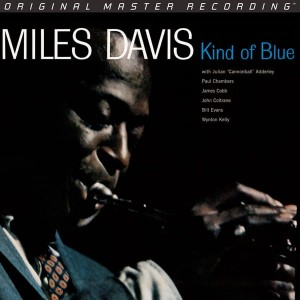 DAVIS MILES-KIND OF BLUE